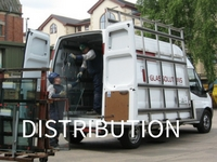 Distribution | Glassolutions Processing & Supply
