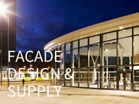 Facade Design & Supply | Glassolutions Processing & Supply