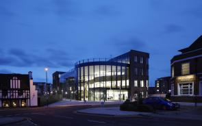 The Hiscox Building, York