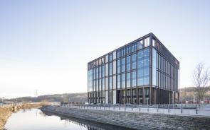 Number One, Kirkstall Forge commercial glazing installation | Glassolutions