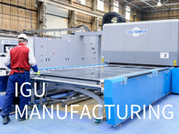 IGU Manufacturing | Glassolutions